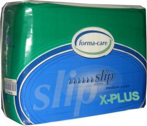 Forma-care Slip X-Plus, Medium, 18 kpl pakkaus