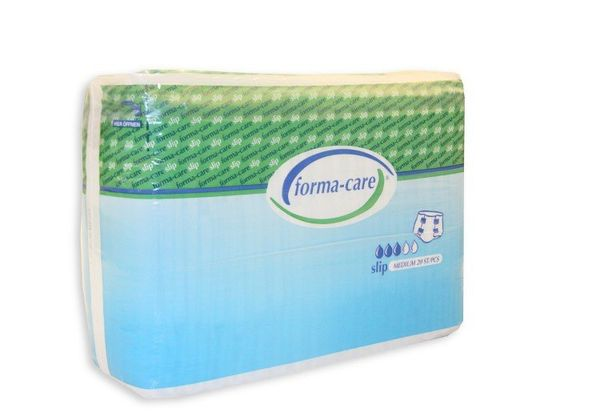 Forma-care Slip Tag, Medium, 20 kpl pakkaus