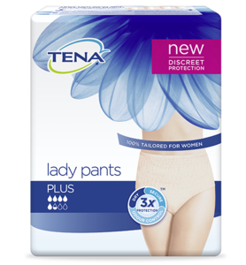 Tena Lady Pants Plus, Large, 10 kpl pakkaus