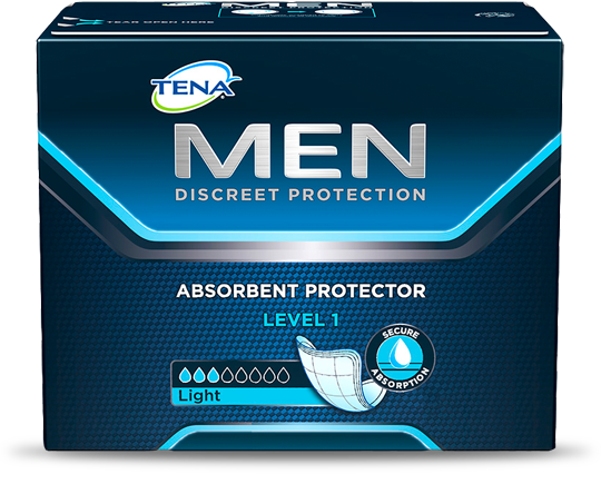 Tena Men Level 1, 24 kpl pakkaus