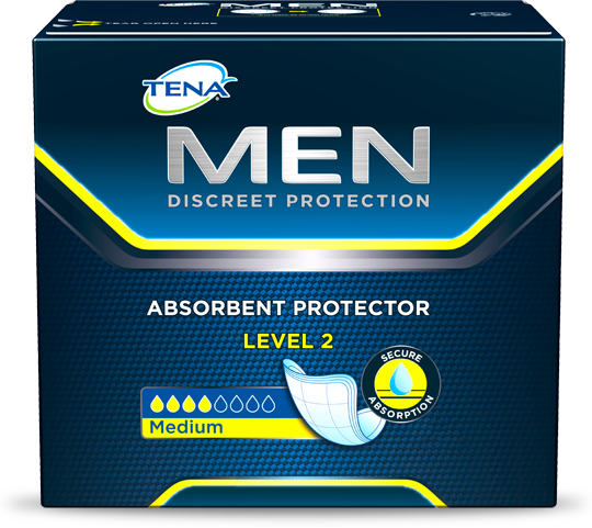 Tena Men Level 2, 20 kpl pakkaus