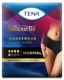 TENA Silhouette Normal Low Waist Noir, Large, 9 kpl pakkaus